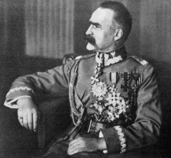Józef Piłsudski (Militär, Politiker und Marschall der zweiten polnischen Republik (1867-1935))