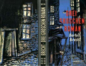 Bertolt Brecht - Drei Groschen Roman
